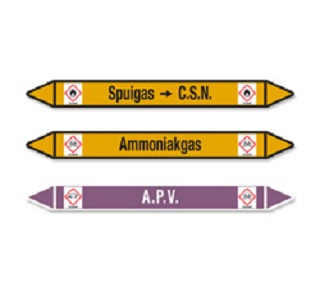 Arrow Pipemarkers