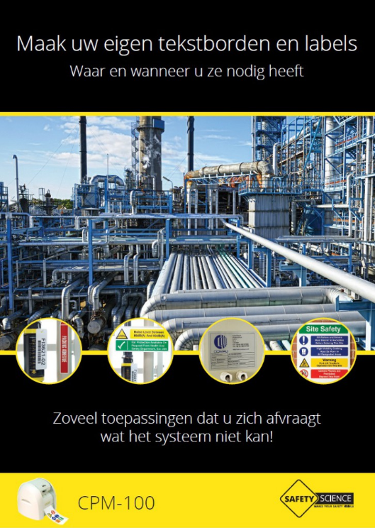 CPM-100 Brochure