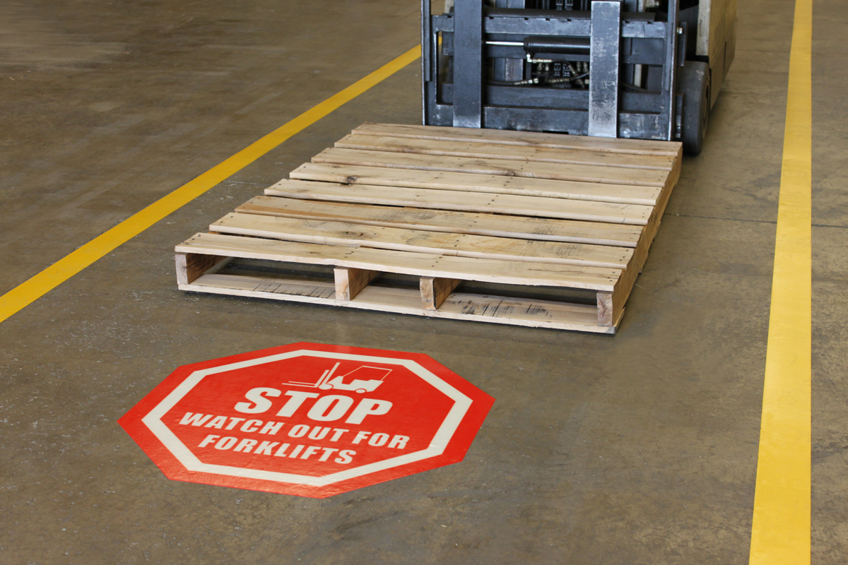 Floormarking Safety Science
