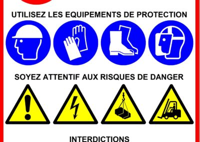 consignes-de-securite 200 x 300mm