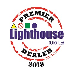 Lighthouse Premier Dealer logo