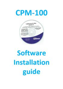 CPM-100 Software NL