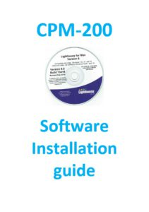 CPM-200 Software NL