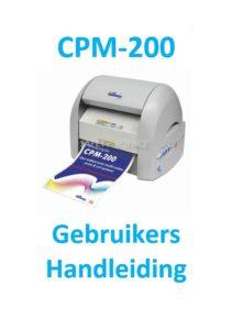 CPM-200 user NL