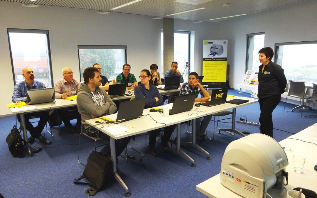 Enkele impressies van de Workshop te Antwerpen