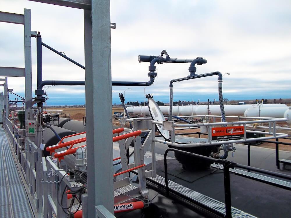 Railcar Platform Safety Science