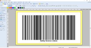 Barcode aanmaken