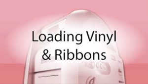 Loading Vinyl & Ink Ribbons