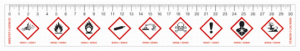 GHS symbolen lat piktonorm