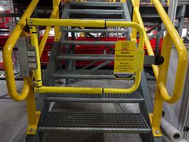 Yellowgate veiligheidspoort