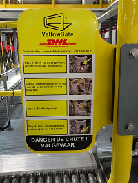 Yellowgate gepersonaliseerde info